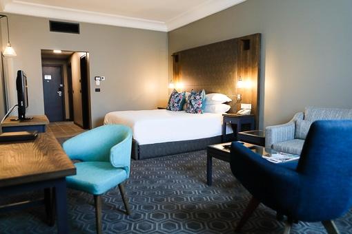 Fiesta Royale Hotel Room
